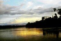 Amazonas bei Iquitos.