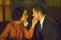 Lucy Preston (Abigail Spencer), Wyatt Logan (Matt Lanter)