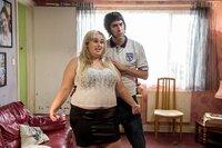 Rebel Wilson (Dawn), Sacha Baron Cohen (Norman 'Nobby' Butcher).