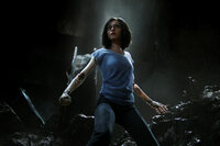 Alita Battle Angel Rosa Salazar als Alita SRF/2019 Twentieth Century Fox Film Corporation