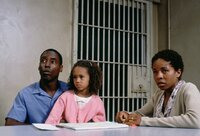 Haben ein schweres Schicksal zu ertragen: Frank Beachum (Isaiah Washington, l.), seine Frau Bonnie (Lisa Gay Hamilton, r.) und deren Tochter Gail (Penny Bae Bridges, M.) ...