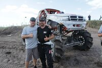 Jimmy Yeagar and Randy Priest with Mudstick