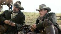 Treue Gefährten: Boss Spearman (Robert Duvall, re.) und Charley Waite (Kevin Costner).