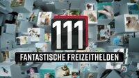 111 fantastische Freizeithelden! - Logo