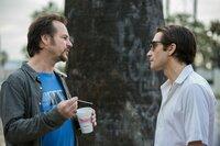 Louis (Jake Gyllenhaal, r.) lässt sich von seinem Konkurrenten Joe Loder (Bill Paxton) nicht in die Parade fahren.