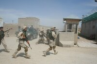 Afghanistan weapon training and tank operations and special forces in 2020