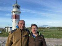 Dirk und Isabell Schäfer wagen den Neuanfang auf einer dänischen Insel.