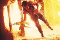 Kein Opfer ist John Rambo (Sylvester Stallone) für die Rettung von Colonel Trautman zu groß ...