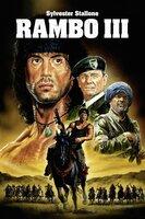 Rambo III - Plakatmotiv