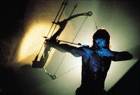 Rambo (Sylvester Stallone) setzt alles daran, Colonel Trautman befreien zu können ...