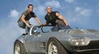 Der ehemalige FBI Beamte Brian O'Conner (Paul Walker, l.) und der professionelle Verbrecher Dominic Toretto (Vin Diesel, r.) wollen den berüchtigten Drogenbaron Hernan Reyes um 100 Millionen Dollar erleichtern und riskieren dafür alles ...