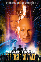 Star Trek - Der erste Kontakt - Artwork