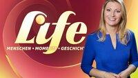 """Annika Begiebing moderiert das Magazin """"Life - Menschen, Momente, Geschichten"""" bei RTL."""