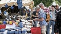Sammler und Händler aus ganz Europa treffen sich in Bockhorn.