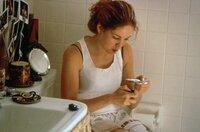 Caroline (Erika Christensen), Tochter des US-Drogenjägers, ist selbst abhängig.