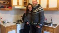 Madeline (30) und Jan (37) auf Island