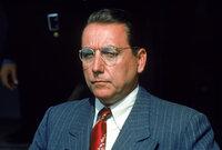 Der zwielichtige Gefängnisdirektor Norton (Bob Gunton) ist in illegale Geschäfte verwickelt ...