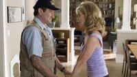 Bob Munro (Robin Williams) möchte sein Frau Jamie (Cheryl Hines) überzeugen, mit ihm nach Colorado zu fahren.