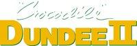 """""""Crocodile Dundee II"""" - Logo"""