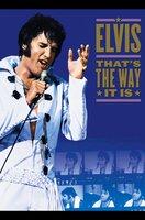 """Der Dokumentarfilm """"Elvis – That's the Way It Is"""" zeigt den """"King"""" 1970 bei seinen Vorbereitungen nach zehnjähriger Bühnenabstinenz zurück ins Rampenlicht."""