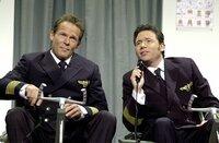 """Die Piloten Christian Tramitz (l.) und Michael """"Bully"""" Herbig (r.)."""