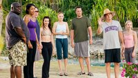 v.l.n.r.: Shane (Faizon Love), Trudy (Kali Hawk), Joey (Jon Favreau), Lucy (Kristin Davis), Ronnie (Malin Akerman), Dave (Vince Vaugh), Jason (Jason Bateman) und Cynthia (Kristen Bell)v.l.n.r.: Shane (Faizon Love), Trudy (Kali Hawk), Joey (Jon Favreau), Lucy (Kristin Davis), Ronnie (Malin Akerman), Dave (Vince Vaugh), Jason (Jason Bateman) und Cynthia (Kristen Bell)