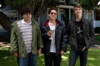 L-R: JB (Jonathan Daniel Brown), Costa (Oliver Cooper), Thomas (Thomas Mann)