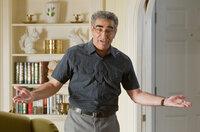 Endlich wieder Aktion im Haus: Jims Vater (Eugene Levy) freut sich über den Besuch seines Sohnes und seiner Schwiegertochter ...