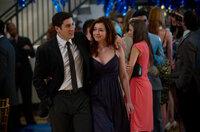 Nachdem Jim (Jason Biggs, l.) und Michelle (Alyson Hannigan, r.) vor zwei Jahren Eltern geworden sind, plagen sie Eheprobleme. Wird der Ausflug in die frühere Heimat ihre Ehe retten?