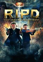 R.I.P.D. - Rest in Peace Department - Artwork