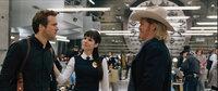 (v.l.n.r.) Nick (Ryan Reynolds); Proctor (Mary-Louise Parker); Roy (Jeff Bridges)