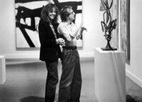 Diane Keaton, Woody Allen.