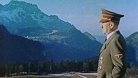 Hitler in Berchtesgaden.
