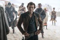 Han Solo (Alden Ehrenreich)