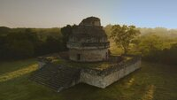 Mit ihrem raffinierten Observatorium konnten die Maya präzise kosmische Beobachtungen durchführen.