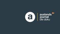 """Logo """"auslandsjournal"""""""