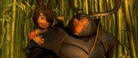 """""""Kubo - Der tapfere Samurai"""", Japan, vor langer Zeit. Kubo lebt mit seiner Mutter zurückgezogen in einer Höhle. Den Lebensunterhalt verdient er sich, indem er auf dem Dorfplatz fantastische Geschichten über die Heldentaten seines verstorbenen Vaters erzählt. Eines Tages bringt er jedoch die Hexen seines Großvaters, des mächtigen Mondkönigs, auf seine Fährte. Mit letzter Kraft zaubert ihn Kubos Mutter an einen sicheren Ort, wo er er die magische Rüstung seines Vaters finden soll. Von dem Affenweibchen Monkey und dem in einen Käfer verwandelten Samurai Beetle begleitet, begibt sich Kubo auf eine gefährliche Reise.  SENDUNG: ORF eins - MO - 01.06.2020 - 11:30 UHR. - Veroeffentlichung fuer Pressezwecke honorarfrei ausschliesslich im Zusammenhang mit oben genannter Sendung oder Veranstaltung des ORF bei Urhebernennung."""