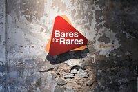 """Bares für Rares"" Sendungslogo."