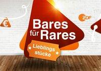 """Logo """"Bares für Rares - Lieblingsstücke"""""""