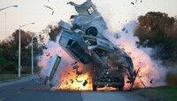 Showdown auf der Straße – wer hat diesen Crash überlebt?