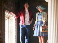 Mike Rogers (Tom Hughes), Ellie (Joanna Vanderham).