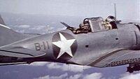 US-Flugzeug.