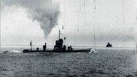 U1 ? das erste deutsche U-Boot von 1906.