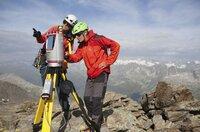 Permafrostforschung am Gotthard: Hier werden die Auswirkungen der Erderwärmung auf die Stabilität der Berge untersucht.