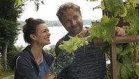 Lisa (Suzan Anbeh) versteht sich prächtig mit ihrem langjährigen Freund Teddy (Janek Rieke).