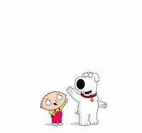 (12. Staffel) - Wahre Freunde kann nichts trennen: Stewie und Brian halten immer zusammen ...