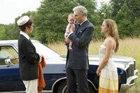 Audrey (Diane Lane) und Mark Felt (Liam Neeson) mit ihrer Tochter Joan (Maika Monroe)