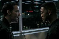 "Gemini Man Clive Owen als Clayton ""Clay"" Verris, Will Smith als Junior Verris / Henry Brogan SRF/2019 Paramount Pictures"