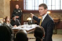 """-- """"Drill"""" Episode 102 -- Pictured: Philip Winchester as Peter Stone -- (Photo by: Elizabeth Morris/NBC)"""