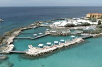 Die Karibikinsel Curaçao ist mit einer reichen Unterwasserflora und -fauna gesegnet. Hier gibt es seit 2004 auch ein Zentrum für Delfintherapie - eine Einrichtung für Menschen mit  besonderen körperlichen oder seelischen Bedürfnissen.